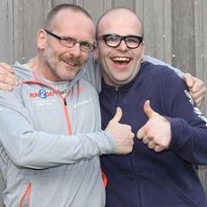 Harron en Gerrit 2015